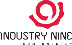 Industry Nine Logo and Text - R&B